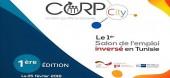 CORP City, un Salon de l'Emploi (Inversé) qui permet aux futurs employeurs de solliciter les demandeurs d'Emploi