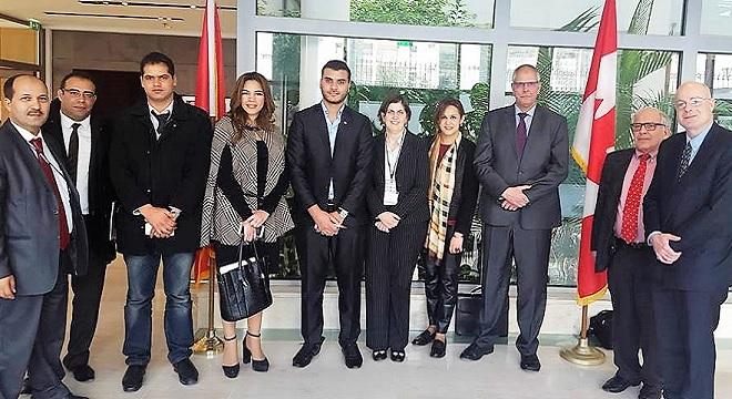 - Globe-2016-du-2-au 4 mars-l'entreprise-tunisienne-bien-présentée-au-forum-mondial-de-Vancouver-une-première