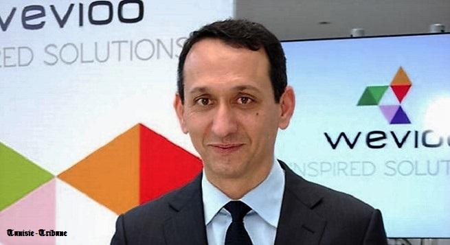 - Mehdi-Tekayai-WEVIOO-nouvelle-marque-d'OXIA-à-Tunis-Paris-Alger-et-Dubaï-Conseil-Technologie-Outsourcing-TT