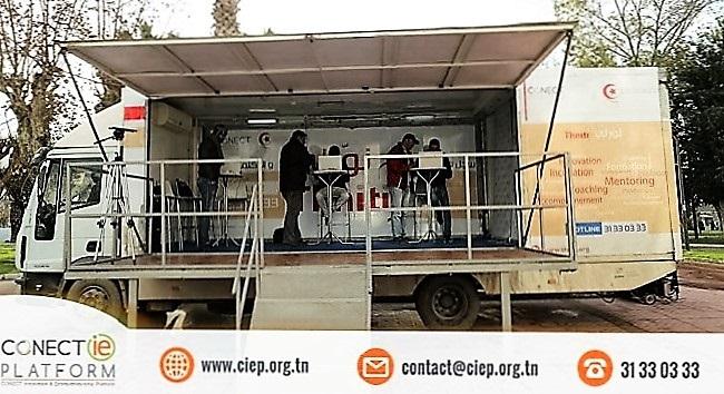 - Thniti-by-Conect-&-QFF-Tournée-Universitaire-à-Tozeur-Gafsa-Kasserine-et-Le-Kef-du-1er-au-4-Mars-2016