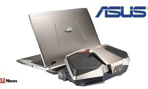 Asus ROG dévoile le GX700, PC portable à refroidissement liquide et aux performances super-élevées