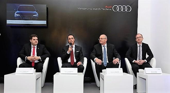 - La-nouvelle-Audi-A4-synonyme-de-progrès-design-confort-sécurité-et-connectivité-en-Tunisie-0