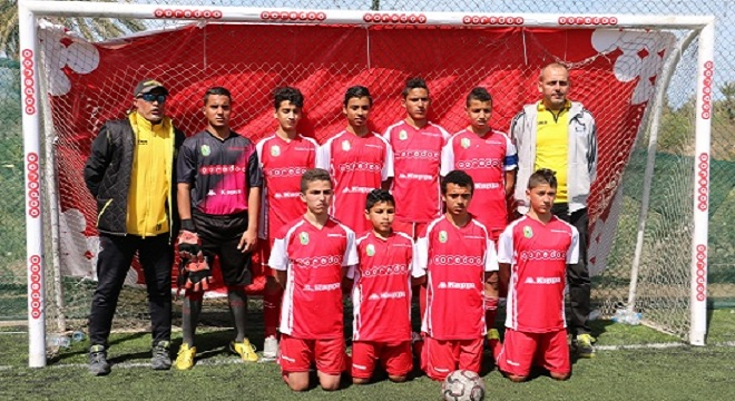 - Ooredoo Foot Junior-4