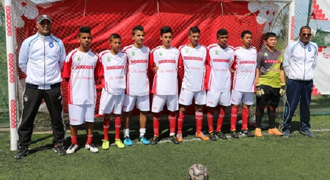 - Ooredoo Foot Junior-5