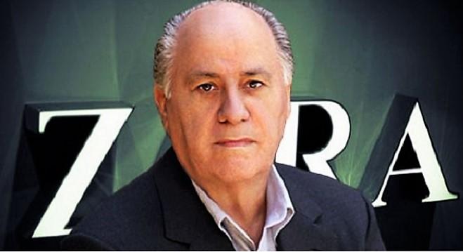 - Selon-Forbes-les Milliardaires-sont-moins-riches-Amacio-Ortega-de-la-marque Zara-accède-à-la-2ème-place