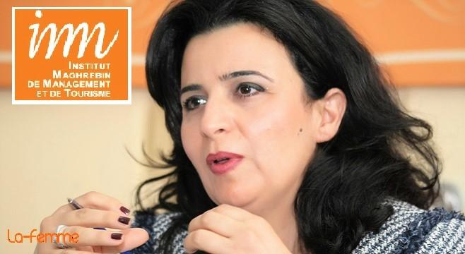 Syrine Dimassi Darghouth, Directrice de l'institut Maghrédin de Management (IMM)