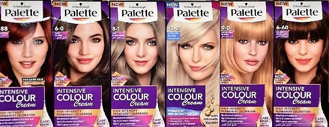 schwarzkopf relance palette icc un produit leader en - Coloration Cheveux Schwarzkopf