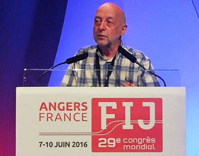 - Congrès-de-la-FIJ-Néji-Bghouri-Tunisie- élu-membre-de-l'exécutif-avec-155 voix-Philippe-Le RUTH