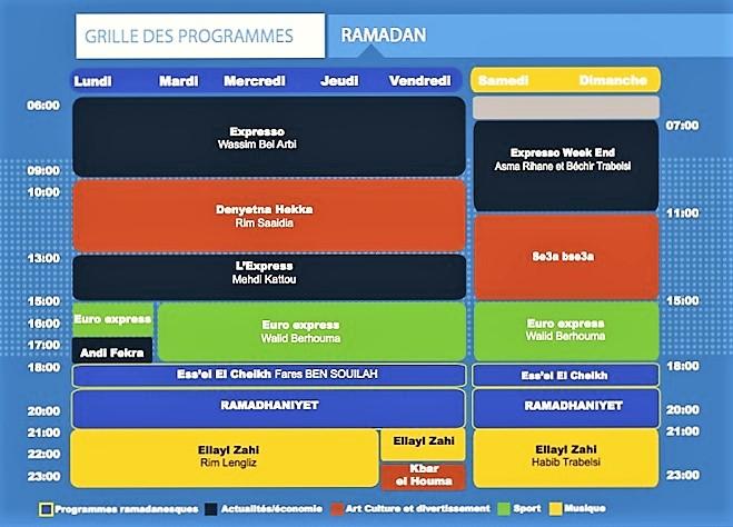 - Radio-Express-FM-Grille-des-programmes-de Ramadan-2016-660