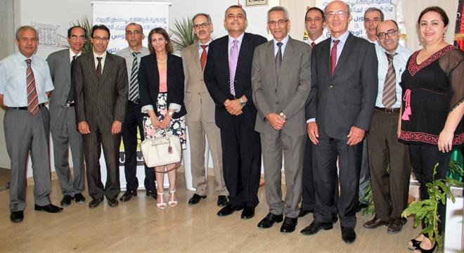 - Cérémonie-de-Signature-de-l'accord-entre-Libya Oil-et-la- SNDP-15-juillet-2016