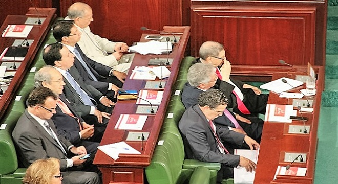 - Tunisie-ARP-Vote-de-confiance-pour-ou-contre-la-reconduction-du-gouvernement-Habib-Essid -2
