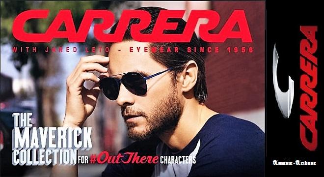 Carrera, la marque de lunettes solaires au design sportif, audacieux et  unique ... 3929f9fdd072