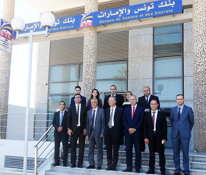 - Moknine-La-nouvelle-agence-de-la-Banque-de- Tunisie-et-des-Émirats-BTE