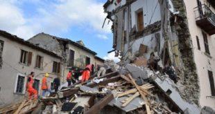 Séisme en Italie : 247 personnes ont perdu la vie …l'horreur !