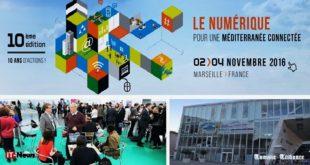 Semaine Economique de la Méditerranée sous le thème «Le numérique, pour une Méditerranée connectée» (programme & inscriptions)