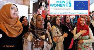 Le programme « Un bond en avant pour les femmes » soutient l'engagement des Libyennes dans le Processus Décisionnel
