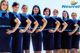 Nouvelair change l'uniforme de son personnel navigant féminin
