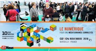 10ème Semaine économique de la Méditerranée : conférence de presse d'ouverture le 2 novembre à 11h