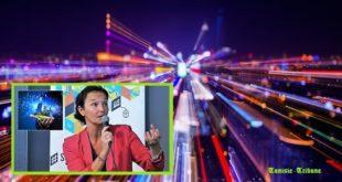 Laure Agnes Caradec met en exergue la vision d'EuroMéditerranée sur le sujet de la ville intelligente