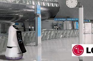 Robotique : LG étend sa ligne de produits intelligents, ils parlent, nettoient et tondent la pelouse