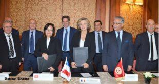 Valérie Pécresse met en évidence la vitalité du peuple tunisien et signe un accord de coopération entre l'Île-de-France et le Grand Tunis