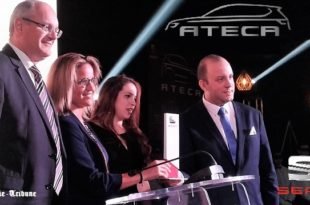 Ennakl Automobiles dévoile la SEAT ATECA, premier SUV de la marque