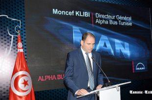 Alpha Bus Tunisie assure une 1ère livraison de 395 autobus MAN aux Sociétés Régionales de Transport
