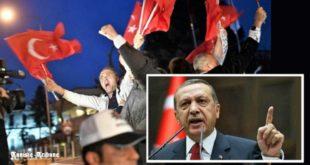 Turquie : renforcé par sa victoire, Erdogan agite déjà l'idée d'un référendum sur l'adhésion de son pays à l'Union européenne