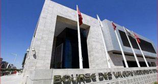 Bourse de Tunis : le marché poursuit son trend baissier, actif le titre Attijari Bank s'apprécie de 2.05% à 32.350Dt