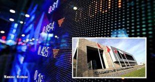 Bourse de Tunis : une séance plutôt morose, glissant de 0.17% à 5 705.73 points dans un maigre volume de 0.2MDt