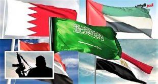 L'Égypte, l'Arabie Saoudite, les Émirats Arabes Unis et le Bahreïn, rompent leurs relations avec le Qatar, l'accusant de soutenir le terrorisme
