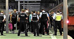 Allemagne (coups de feu à Munich) : plusieurs blessés et une interpellationdans une gare