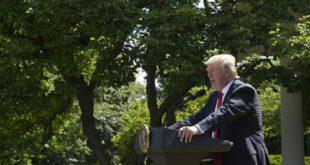 Climat : Donald Trump annonce le retrait des Etats-Unis de l'accord de Paris