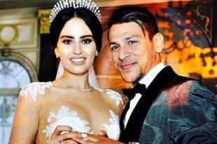 Youssef Msakni vient de convoler en justes noces avec sa belle princesse «Amira» (Photos + Vidéos)