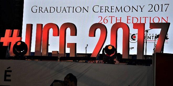 L'Université Centrale de Tunis honore les lauréatsde sa 26ème promotion