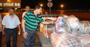 Tunisair: Elyes Mnakbi en visite surprisede contrôle à l'aéroport de Tunis Carthage