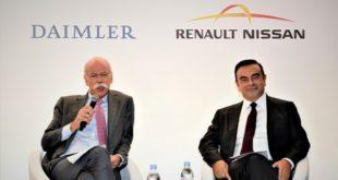 Des ventes record pour l'alliance Renault-Nissan au Premier Semestre 2017 (plus de 5 millions de véhicules vendus)
