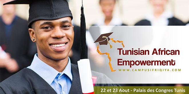 Promouvoir l'enseignement supérieur : Tunisian African Empowerment Forum