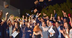 «L'université dauphine 1 Tunis» sacre une nouvelle promotion de diplômes