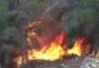 Maîtrise de 4 incendies à la délégation de Ksour au Kef