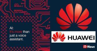 Huawei – I.A. : que cela signifie-t'il pour vous ?