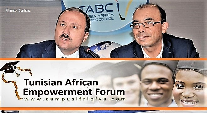 Youssef Chahed ouvre le forum ''Tunisian African Empowerment Forum''