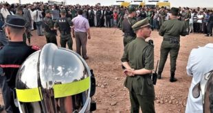 Algérie : La ville de Tiaret sous le choc, 2 policiers morts en héros lors d'une attaque terroriste ciblant la sécurité de l'État