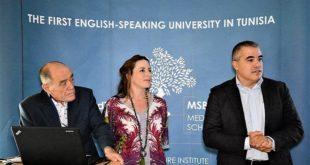 La Mediterranean Business School (MSB) seule école à avoir obtenu l'accréditation EPAS en Tunisie (et la 3ème en Afrique)