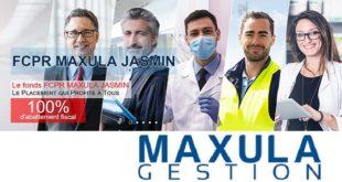 Maxula Jasmin, le nouveau fonds qui profite à tous et qui permet de bénéficier d'un abattement fiscal de 100%