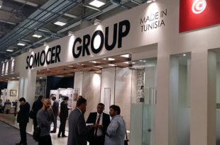 Somocer Group et Sanimed participent au salon Cersaie 2017