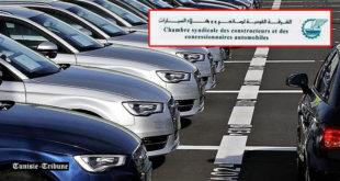 Signal d'alarme de la chambre syndicale des concessionnaires et des constructeurs automobiles