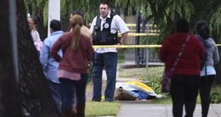 Etats-Unis : Trois morts dans une fusillade, le suspect en fuite