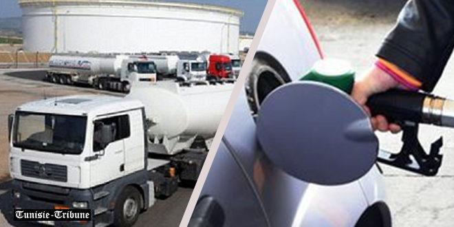 Les sociétés de distribution de pétrole en grève, vendredi 15 décembre