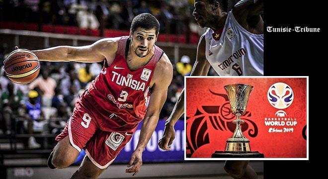 Coupe du monde de basketball eliminatoires trois victoires sur trois pour la tunisie - Coupe du monde de basket ...
